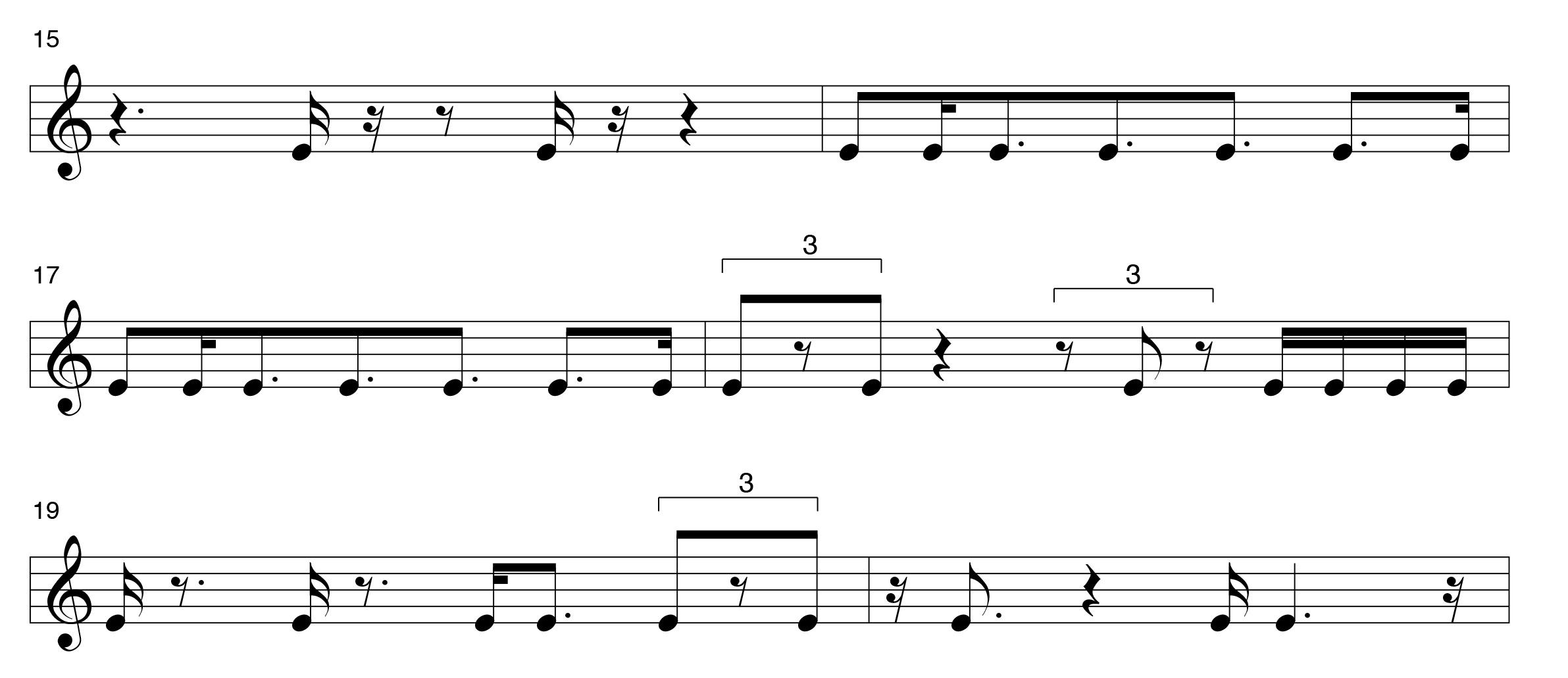 Contemporary Rhythms V2