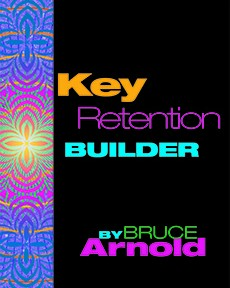 Key Retention Builder Ear Training by Guitarist Bruce Arnold for Muse Eek Publishing Company