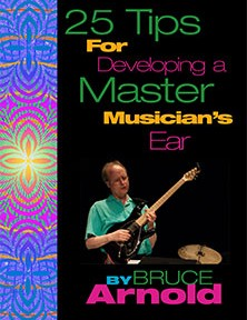 25 Ear Training Tips by Bruce Arnold for Muse Eek Publishing Company