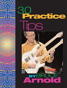 30 practice tips by Bruce Arnold for Muse Eek Publishing Company