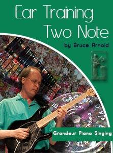 Ear Training 2 Note  Singing Grandeur Piano Edition