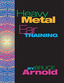 Ear Training Heavy Metal Guitar by Bruce Arnold for Muse Eek Publishing Company