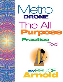 MetroDrone by Bruce Arnold for Muse Eek Publishing Company