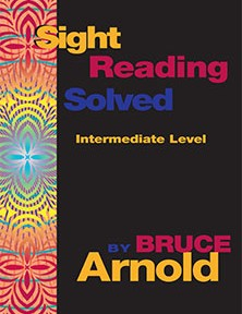Sight Reading Solved by Bruce Arnold for Muse Eek Publishing Company