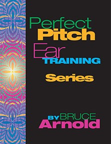 Ear Training Perfect Pitch Series by Bruce Arnold for Muse Eek Publishing Company