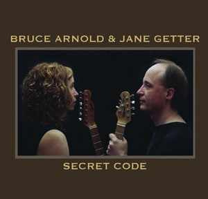 Secret Code-Bruce Arnold, Jane Getter by Bruce Arnold for Muse Eek Publishing Company
