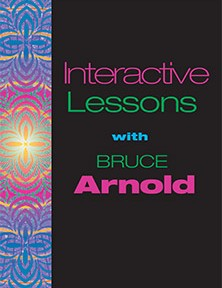 Interactive Lessons with Guitarist Bruce Arnold