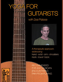 Yoga fYoga for Guitarists by Joe Palese for Muse Eek Publishing Companyor Guitarists