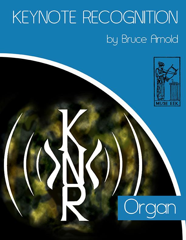 Key Note Recognition Organ ear training method