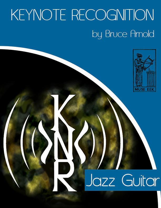 Key Note Recognition Jazz Guitar ear training method