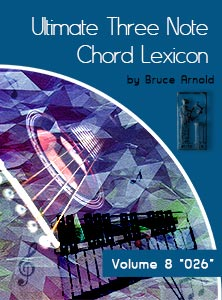 Ultimate 3 Note Chord Lexicon: Volume Eight, 026