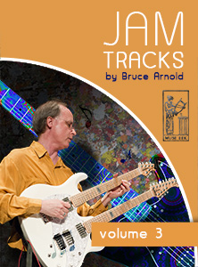 Jam Tracks Volume Three are backing tracks in all 12 keys by Bruce Arnold for Muse Eek Publishing-Jam Track Series