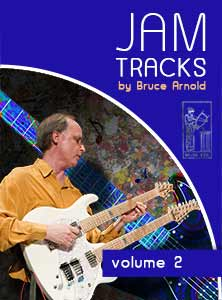 Jam Tracks Volume Two are backing tracks in all 12 keys by Bruce Arnold for Muse Eek Publishing-Jam Tracks Series