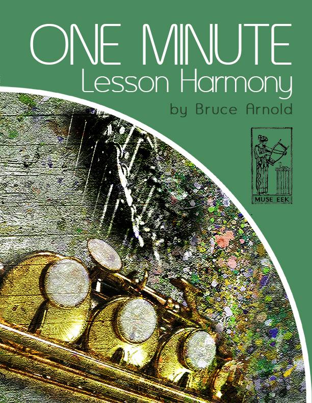 one-minute-lesson-harmony-by-bruce-arnold-for-Muse-Eek-Publishing-Inc-One-Minute-Lesson-Series