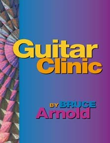 Guitar Clinic by Bruce Arnold for Muse Eek Publishing Company