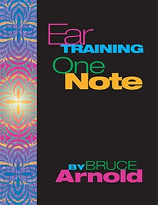 Ear Training One Note by Bruce Arnold for Muse Eek Publishing Company