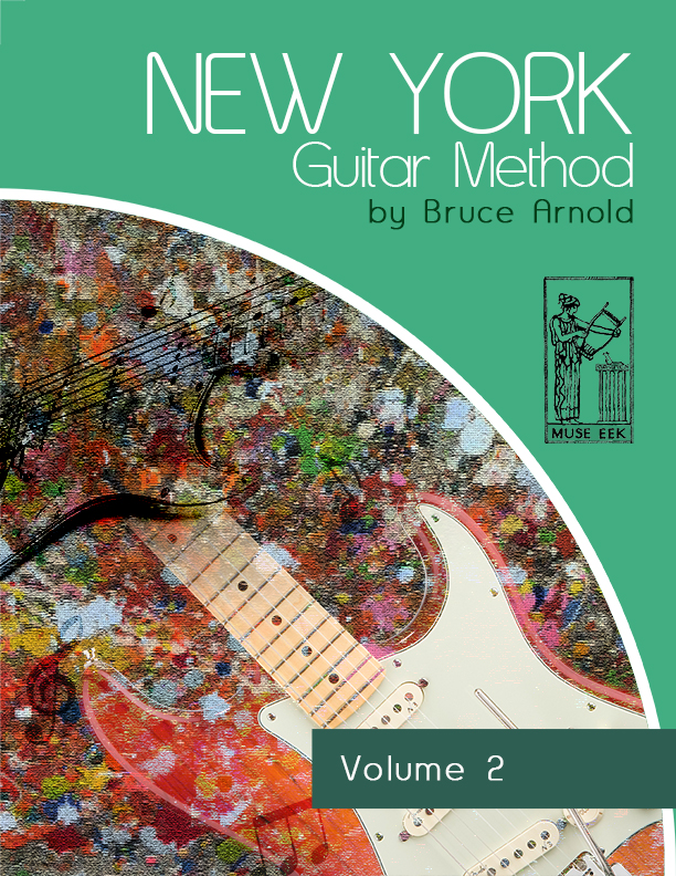 new-york-guitar-method-volume-two-by-bruce-arnold-for-Muse-Eek-Publishing-Inc-New-York-Guitar-Method-Series
