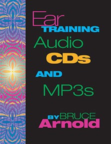 Ear Training CDs and MP3s by Bruce Arnold for Muse Eek Publishing Company