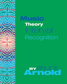 Music Theory Interval Recognition by Bruce Arnold for Muse Eek Publishing Company