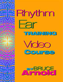 Rhythm Ear Training Video Course by Bruce Arnold for Muse Eek Publishing Company