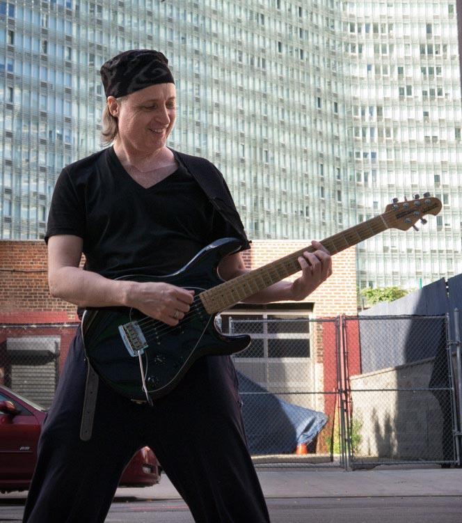Bruce Arnold Guitar