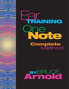 Ear Training One Note Complete by Bruce Arnold for Muse Eek Publishing Company