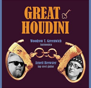 Great Houdini by Bruce Arnold and Dave Schroeder for Muse Eek Publishing Company