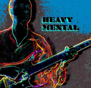 """Heavy Mental - Bruce Arnold 