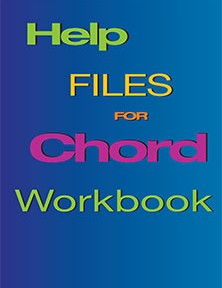 Help Files for Chord Workbook
