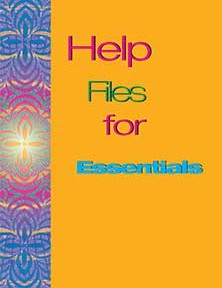 Help Files for Essentials