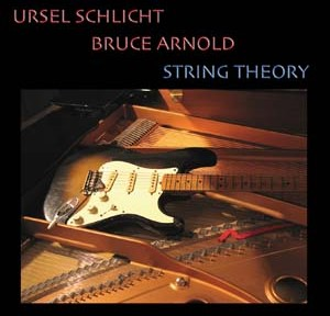 String Theory: Bruce Arnold, Ursel Schlicht by Bruce Arnold for Muse Eek Publishing Company