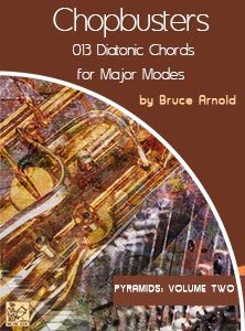 013 Diatonic Chords for Major Modes: Pyramid Volume Two