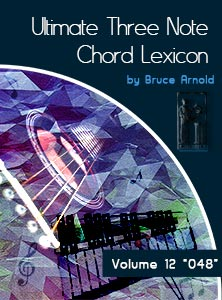 Ultimate 3 Note Chord Lexicon: Volume Twelve, 048