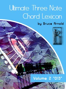 Ultimate 3 Note Chord Lexicon: Volume Two, 013