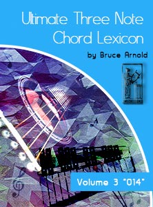 Ultimate 3 Note Chord Lexicon: Volume Three, 014