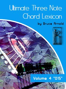 Ultimate 3 Note Chord Lexicon: Volume Four, 015