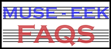 Muse-Eek-Publishing_Company_Frequently-Asked_Questions about Ear Training, Guitar, Bass Guitar, Rhythm, Time, Sight Reading, Technique, Scales, Harmony, Reharmonization, Practicing, Music, Music Practice Schedule Ideas, Hearing Singing Minor Keys
