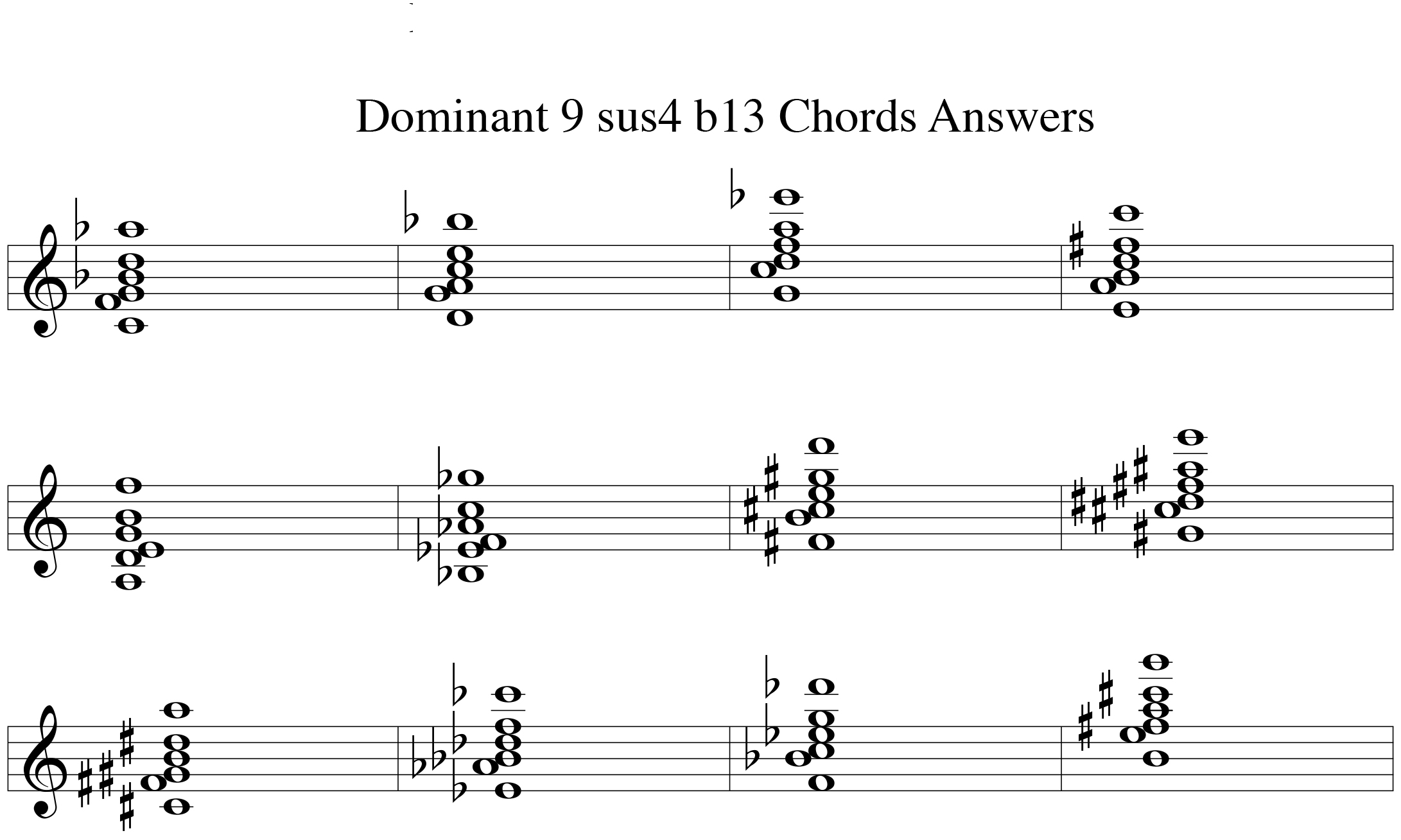 Music-Theory-Workbook-for-all-instruments-by-bruce-arnold-for-muse-eek.com-basic-interval-exercise-Crop-Answers9sus4b13