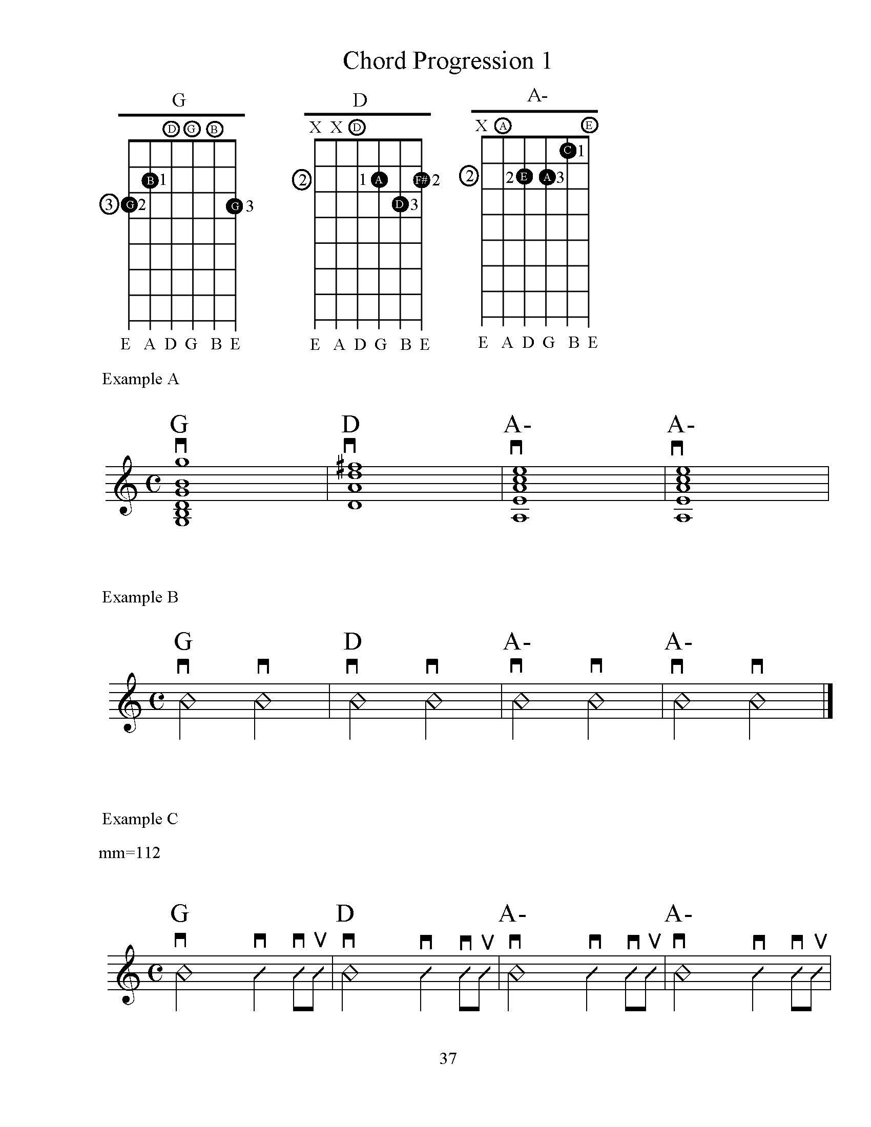 Chord-Progression-1st-steps-for-beginning-guitarist-beginner-guitar
