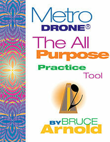 MetroDrone®-All-Purpose-Practice-Tool-by-Bruce-Arnold-for-Muse-Eek-Publishing-Inc