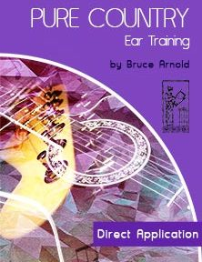 Pure-Country-Ear-Training-by-Bruce-Arnold-muse-eek.com Learn Ear Training While hearing country music