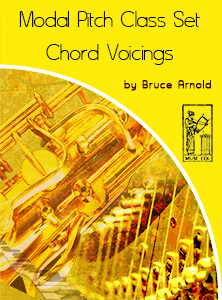 Modal Pitch Class Set Voicings by Bruce Arnold for Muse Eek Publishing Company-Applying-Pitch-Class-Set-Chord-Voicings