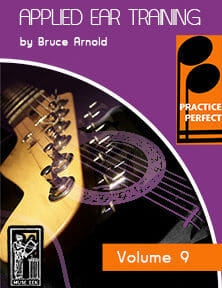Practice-Perfect-Applied-Ear-Training-V8-by-Bruce-Arnold-for-Muse-Eek-Publishing-Inc.-Practice Perfect Ear Training Series real Dance and Techno Music Ear Training