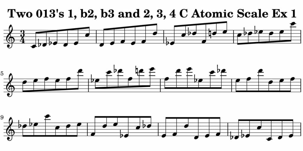 01_013_Degree_1_b2_b3_2_3_4_Atomic_Scale_Ex_1_Key__C_