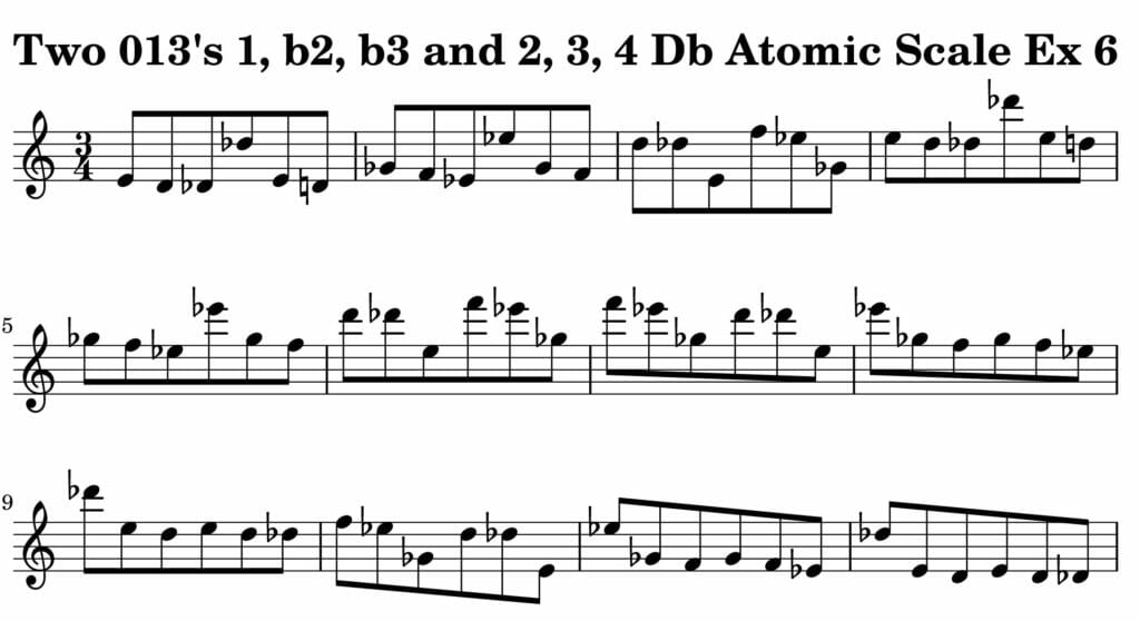 06_013_Degree_1_b2_b3_2_3_4_Atomic_Scale_Ex_6_Key__Db_