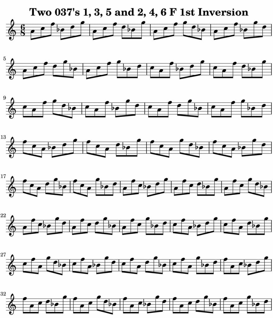 02_037_Degree_1_3_5_2_4_6_1st_Inversion_Key_F_Harmonic-and-Melodic-Equivalance-19A