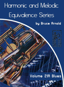 Harmonic and Melodic Equivalence V21A Two Triad Pair by Bruce Arnold for Muse Eek Publishing Inc.-Harmonic and Melodic Equivalence Series