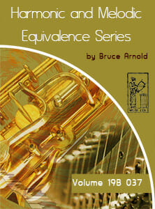 Harmonic-and-Melodic-Equivalence-V19B Two Triad Pair-by-bruce-arnold-for-muse-eek-publishing-inc-Harmonic and Melodic Equivalence Series