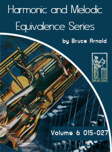 -Harmonic and Melodic Equivalence Series