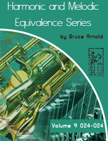 Harmonic and Melodic Equivalence V9 Trichord Pair -by-bruce-arnold-for-muse-eek-publishing-inc-Harmonic and Melodic Equivalence Series